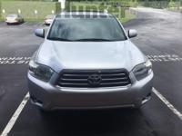 Recent Arrival! Clean CARFAX. 2009 Toyota Highlander