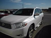 Recent Arrival! 2009 Toyota Highlander Limited Clean