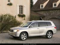 This 2009 Toyota Highlander 4dr 4WD 4dr V6 Limited AWD