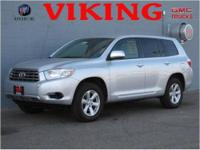 2009 TOYOTA Highlander WAGON 4 DOOR 4WD 4dr V6 Base