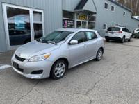 Step into the 2009 Toyota Matrix! Very clean and very