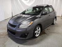 RARE trade-in! Scope out this AWD 2009 Toyota Matrix S
