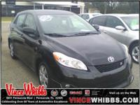 ENERGY EFFICIENT 29 MPG Hwy/21 MPG City! CARFAX