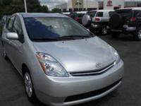 One Owner & clean Carfax! This package II Prius