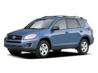 4X4! Gasoline!This good-looking 2009 Toyota RAV4 is the