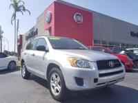 This outstanding example of a 2009 Toyota RAV4 FWD 4dr