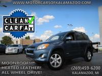 Options:  2009 Toyota Rav4 Limited|All Wheel