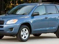 CARFAX One-Owner. Blizzard Pearl 2009 Toyota RAV4