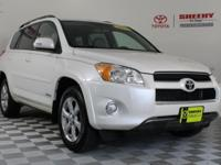 Recent Arrival! 2009 Toyota RAV4 Limited Certification