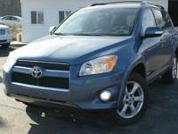 2009 Toyota RAV4 Ltd For Sale.Features:Four Wheel