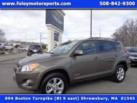 Superb Power and Fuel Economy!! 2009 Toyota RAV4 V6