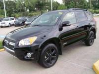 2009 TOYOTA RAV4 SUV FWD 4dr V6 5-Spd AT Ltd Our