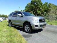 2009 TOYOTA SEQUOIA WAGON 4 DOOR SR5 Our Location is: