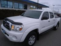 2009 Toyota Tacoma 4x4 Double-Cab 140.9 in. WB Base V6