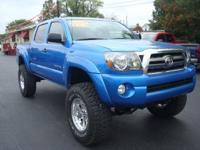 Options Included: N/AClean and sharp one owner Tacoma