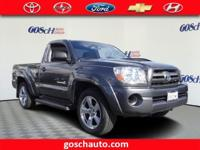 Check out this gently-used 2009 Toyota Tacoma we