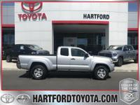 4WD. Silver 2009 Toyota Tacoma 4WD 5-Speed Manual with