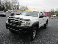 Options:  2009 Toyota Tacoma Base|We Sell Our Vehicles