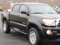 - -TACOMA PRERUNNER SR5 DOUBLE CAB WITH WARRANTY!! THIS