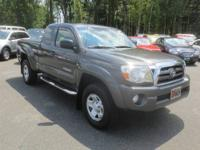 Tacoma trim. 12000 Mile Warranty. ONLY 41,249 Miles!