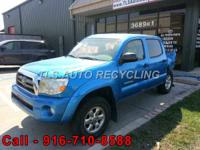Save on oem used parts for 2009 Toyota Tacoma