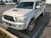 This outstanding example of a 2009 Toyota Tacoma
