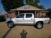 Tacoma Crew Cab SR-5 Two Wheel Drive, Automatic, Power