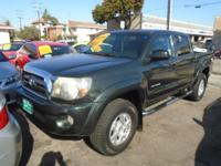 Options:  2009 Toyota Tacoma Prerunner V6|In A Field Of