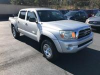 Options:  2009 Toyota Tacoma 2Wd Double V6 Automatic