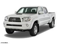 Options:  2009 Toyota Tacoma Prerunner V6|4X2 Prerunner
