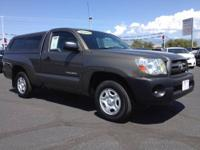 2009 Toyota Tacoma Regular Cab Pickup MT Our Location