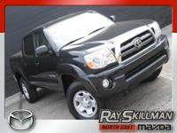 This 2009 Toyota Tacoma is a great truck whether you're