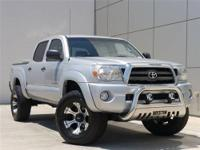 Tacoma trim. Toyota Certified. IIHS Top Safety Pick,