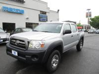 HARD TO FIND 2009 TOYOTA TACOMA V6 4WD DOUBLE CAB!!