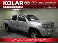 Kolar Toyota is proud to offer this great 2009 Toyota