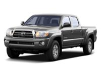 CLEAN CARFAX. 4D Double Cab, 4.0L V6 SMPI DOHC, 5-Speed