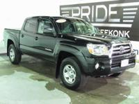 Look at this 2009 Toyota Tacoma. Look at the