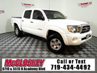 2009 Toyota Tacoma 4X4 with TRD Off-Road, JBL Premium