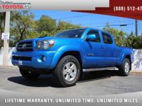 2009 Toyota Tacoma Double Cab TRD Sport Long Bed 4x4