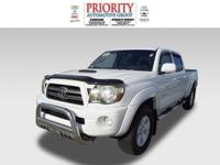 This 2009 Toyota Tacoma V6 is a real winner with