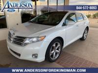 This Toyota Venza has a powerful Gas V6 3.5L/211 engine