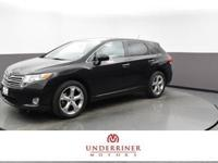 A BETTER BUYING EXPERIENCE. 2009 Toyota Venza  Awards: