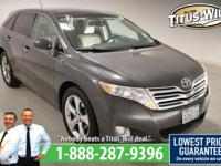 Recent Arrival! New Price!2009 Toyota Venza, Gray,
