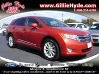 WOW! Check out this Like New Toyota Venza! This