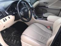 2009 Toyota Venza FWD 6-Speed Automatic Electronic with