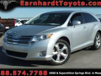 We are happy to offer you this 2009 Toyota Venza which