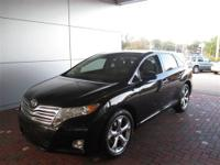 Sturdy and dependable, this pre-owned 2009 Toyota Venza