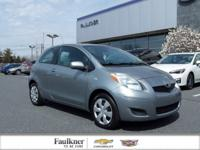 CARFAX 1-Owner. Yaris trim. PRICE DROP FROM $4,154,