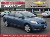 Used 2009 Toyota Yaris with Cloth Seats. Vehicle