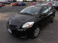 Economic and gas-sipping, this 2009 Toyota Yaris 4DR